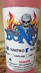 Bones Brew On-Road 16% Nitro with 8% Oil Car Fuel (1 Quart)