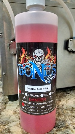 Bones Brew Breakin Fuel (4 Quarts)