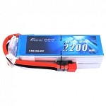 Starter Box 2200mAh 14.8V 45C 4S1P Lipo Battery with Deans Plug