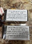 4 Cell Graded Race Quad Lipo Battery