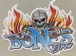 Bones Brew Decals